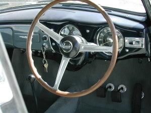 運転してみたいですね まさにベラマッキナですね