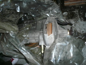 75V6 gear box