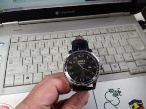 JAEGER  ABARTHの時計