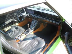 前期フィアットX1/9 レストア車