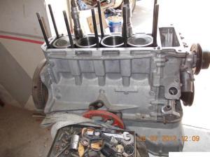 アルファロメオ536エンジン