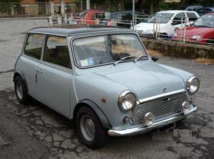 Innocenti Mini cooper mkIII 1970