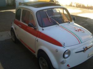 Fiat 500 Abarth replica 595