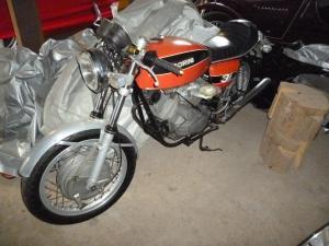 Moto Morini 350 Sports