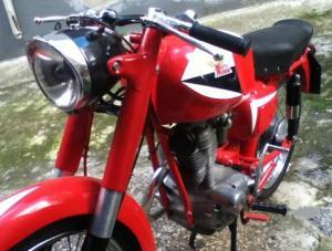 motomorini  corsaro 125
