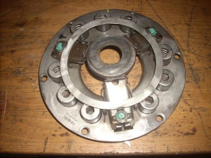 used 1st series reinforced clutch pressure plate