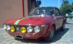 fulvia 1200 coupe hf replika