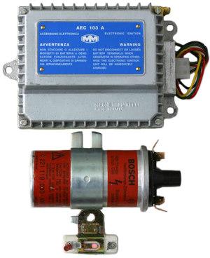 Original AEC 103A system