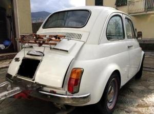 Fiat 500 con motore