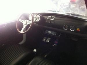 1973 フィアット500 アバルトレプリカ