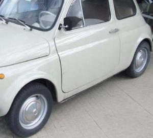 FIAT 500F 1967