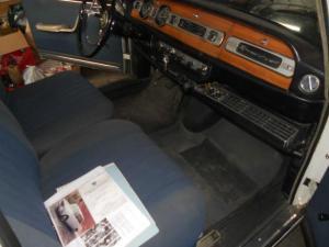 Lancia Flavia 1800 iniezione