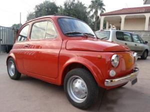 FIAT 500R 1973