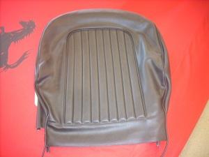 Duetto Spider 1.st series seat cover vinyl upper