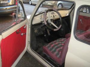 1968 fiat500F