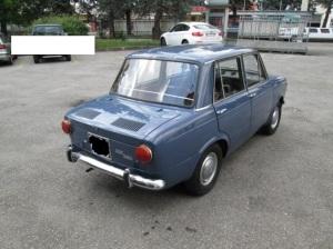FIAT 850 Lucciola Francis Lombardi