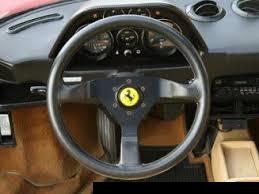 New  steering  wheel ferrari 328