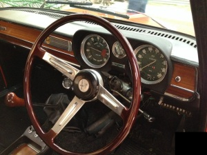 Giulia Super RHD