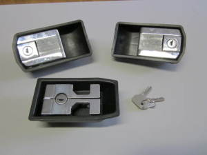 DOOR    HANDLE  FERRARI 308-LANCIA STRATOS-LAMBORGHINI  -FIAT X19