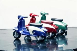 Vespa and Lambretta