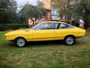 128 coupe moretti