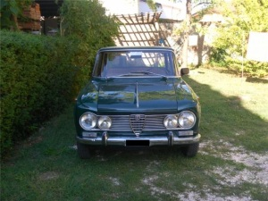 GIULIA 1600 TI 1964