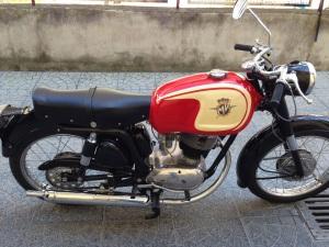 1961 MV agusta  150GT