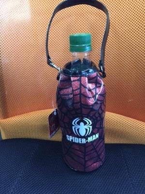 スパイダーマン 保冷ペットボトルホルダー