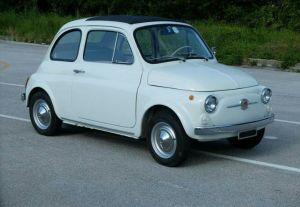 フィアット500F 1967