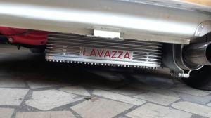 lavazza のオイルパン