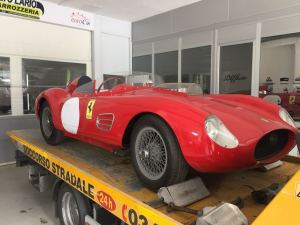 Ferrari 196 barchetta Replica