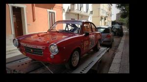 Abarth ots 1000 replica